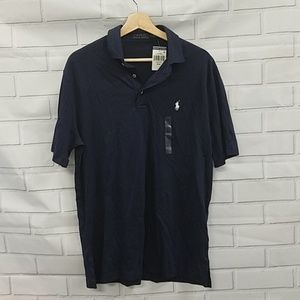 NWT Men's Ralph Lauren Polo Navy M A1D